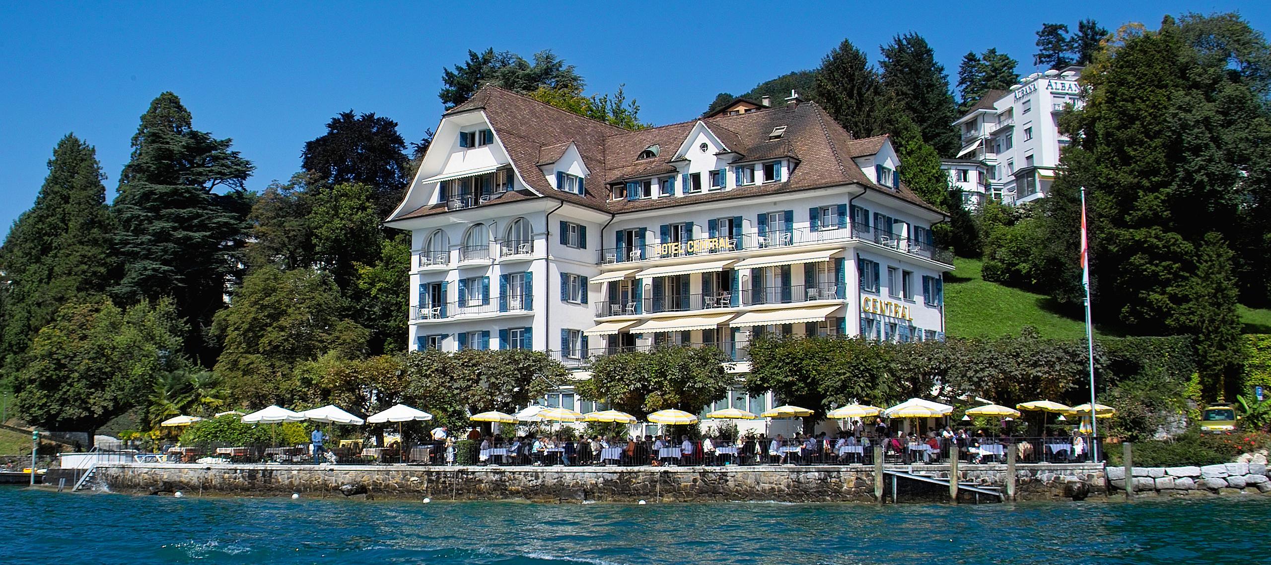 The Grand Hotel Switzerland